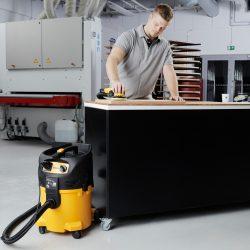 Mirka dust-free sanding
